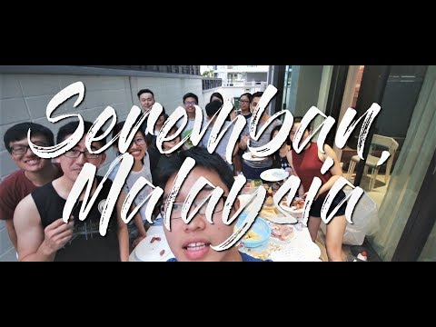 TRAVEL VLOG #9: WHAT TO DO IN SEREMBAN, MALAYSIA 2018 (RE-ED