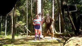 Gracjan Roztocki - Piosenka z filmu Potwór z doliny trzech spawów