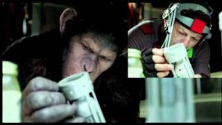 «Восстание Планеты Обезьян» - как снималось кино