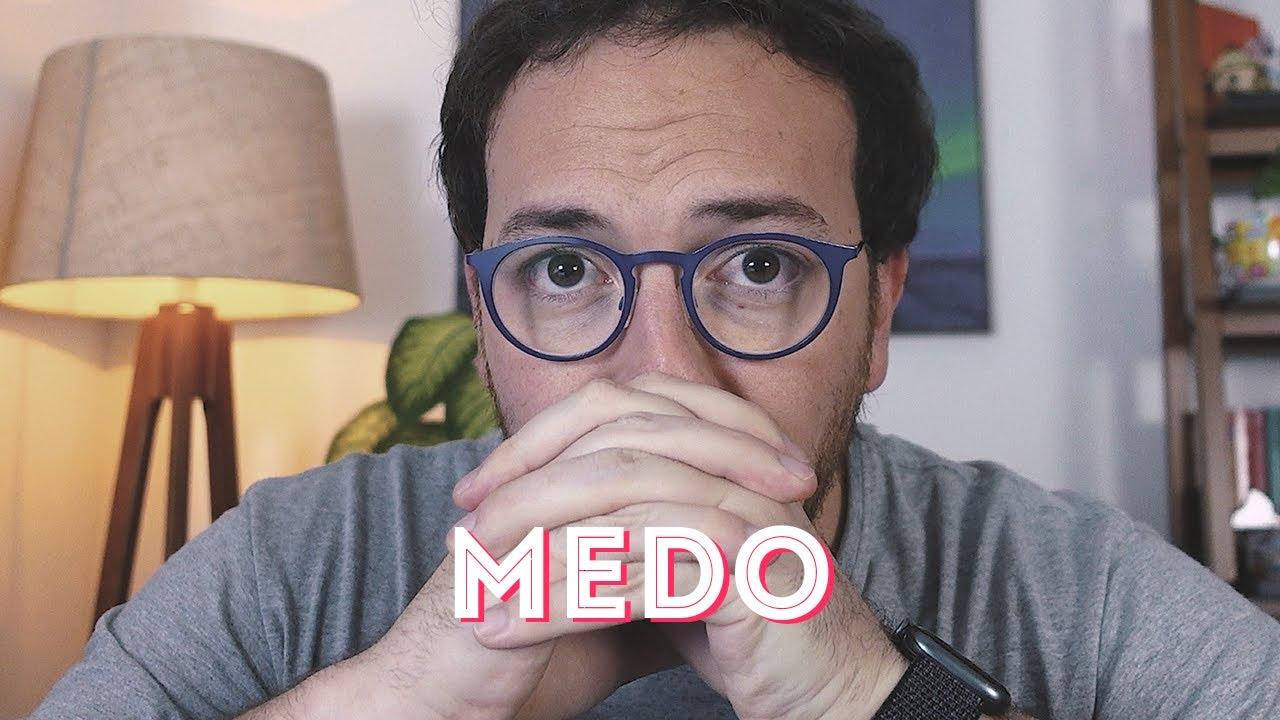 COMO LIDAR COM O MEDO DE DAR ERRADO?