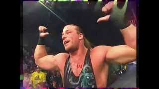 2013: Rob Van Dam 6th WWE Theme Song - One Of A Kind -  Custom Titantron