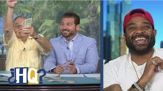 Jim Jones talks about the time French Montana backed down from him