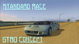 Ford Racing 2: Ford Challenge: Concept: GT90 Concept (HARD)