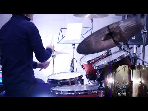 【ドラム】YUKI「やたらとシンクロニシティ」『スキャンダル専門弁護士 QUEEN』主題歌(Drum Cover)