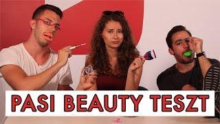Pasi beauty teszt Ábellel és Barnival | Viszkok Fruzsi
