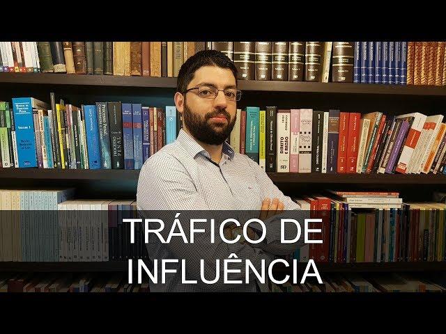 Tráfico de influência | Evinis Talon