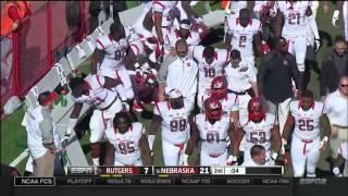 2014 - Rutgers at Nebraska