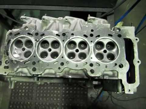 S15 SR20 How to fit k-line valve guides