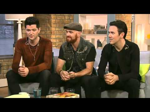 The Script live on This Morning (17 September 2014)