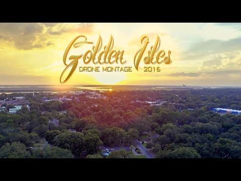 GOLDEN ISLES DRONE MONTAGE 2016