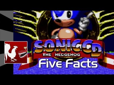 Five Facts - Sonic CD | Rooster Teeth