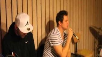 Probe zum Unplugged-Konzert vom 23.12.2011 im Theater Casino Zug