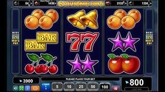 Supreme Hot Slot - Best Slot Machines Games - Top Online Slots
