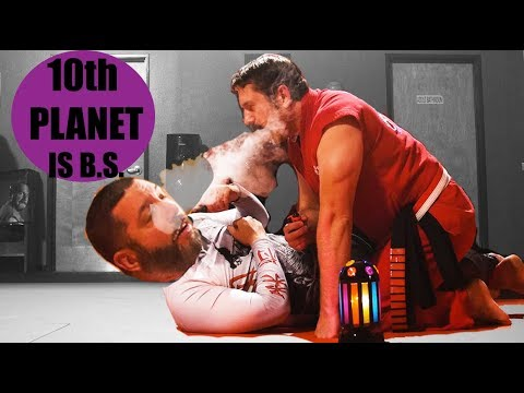 Master Ken: 10th Planet Jiu Jitsu is B.S.