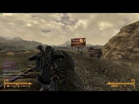 Fallout new vegas система special