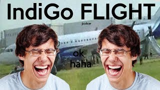 ROBLOX | IndiGo flight | LMAO |