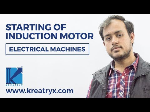 Starting of Induction Motor | GATE (EE) | Electrical Machines