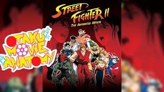 Street Fighter II Review Otaku Movie Anatomy