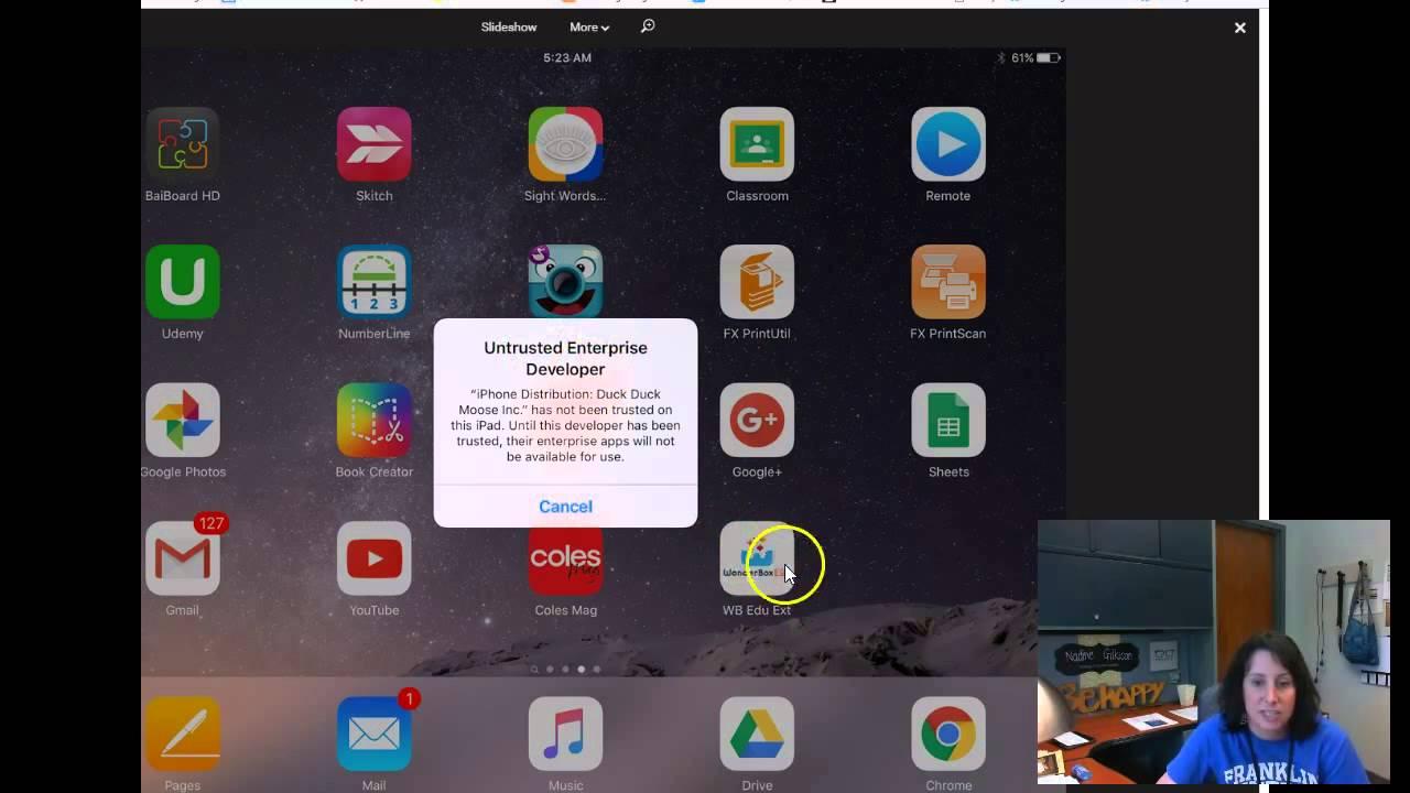 How to Download Wonderbox EDU app