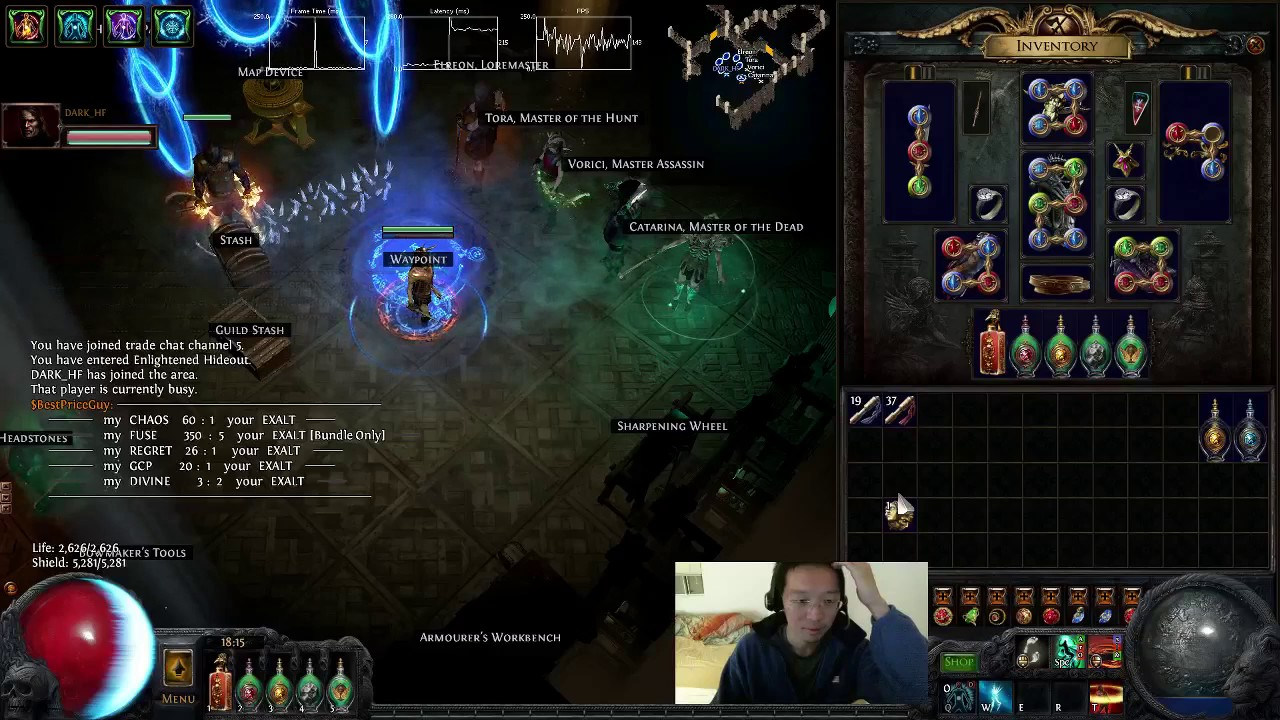 Path Of Exile 6L Cancer. - YouTube