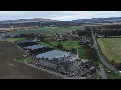 BenRiach Distillery Visit