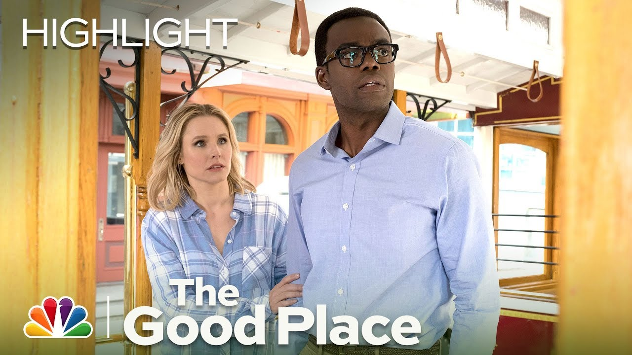 The Good Place - The Trolley Problem (Episode Highlight)