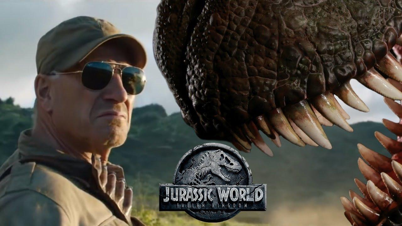Meet The Dinosaur Trophy Hunter - Ted Levine's Ken ...