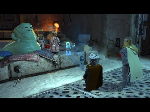 LEGO Star Wars III: The Clone Wars. #22. Castle of Doom (Свободная игра, 100%)