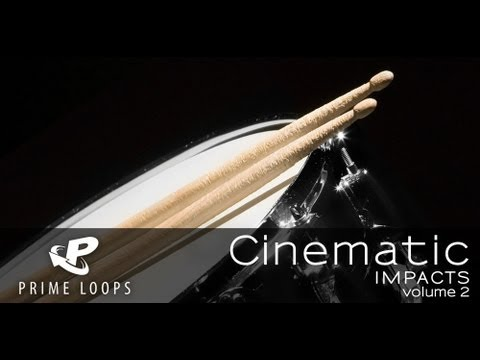 Epic Cinematic Orchestral Percussion Sounds, Loops & Samples!