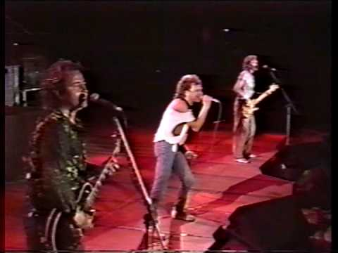 Foreigner-Hot blooded