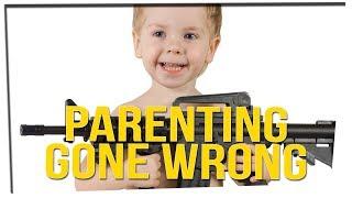 YouTube Stunt Goes Horribly Wrong ft. Tim DeLaGhetto, Ricky Shucks & DavidSoComedy