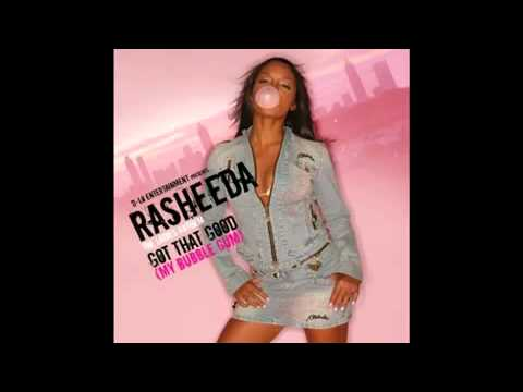 Rasheeda - My Bubble Gum (Lyrics)