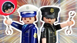 KARLCHEN KNACK #84 - Karlchen und Toni werden Partner! - Playmobil Polizei Film