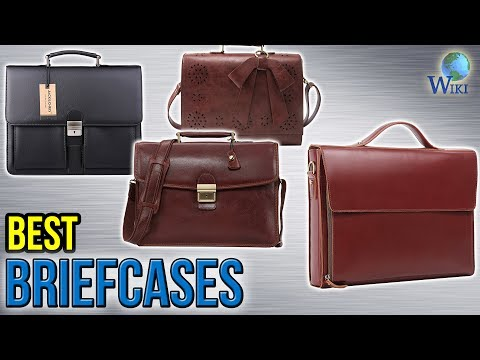 10 Best Briefcases 2017