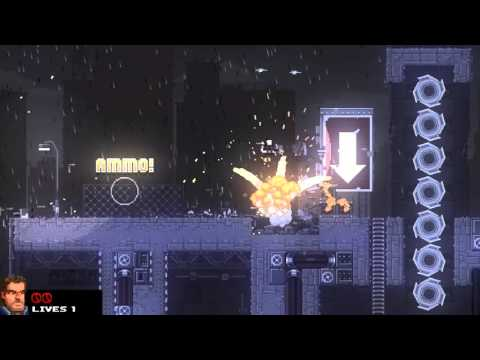 BroForce Covert Operation - TimeSlow