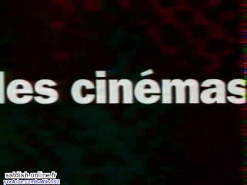 Ciné Cinéma -1994- Fermeture Antenne (closing) -  Www.canalsat.fr