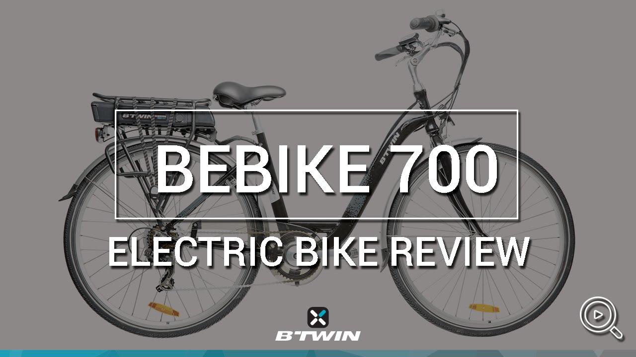 Electrically Assisted Bike Bebike 700 B Twin V 201 Lo 192