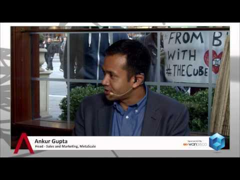 Ankur Gupta - BigDataNYC 2013 - theCUBE - #BigDataNYC - YouTube