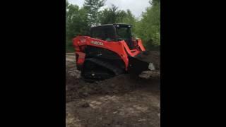 2016 Kubota SVL 75 track loader