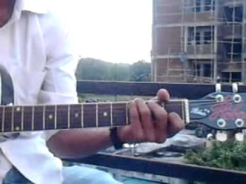 Chords Of Bin Tere By Apoorv Youtube