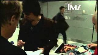 Richie Sambora ~ Out of Rehab, Joining the Tour [TMZ Interview]