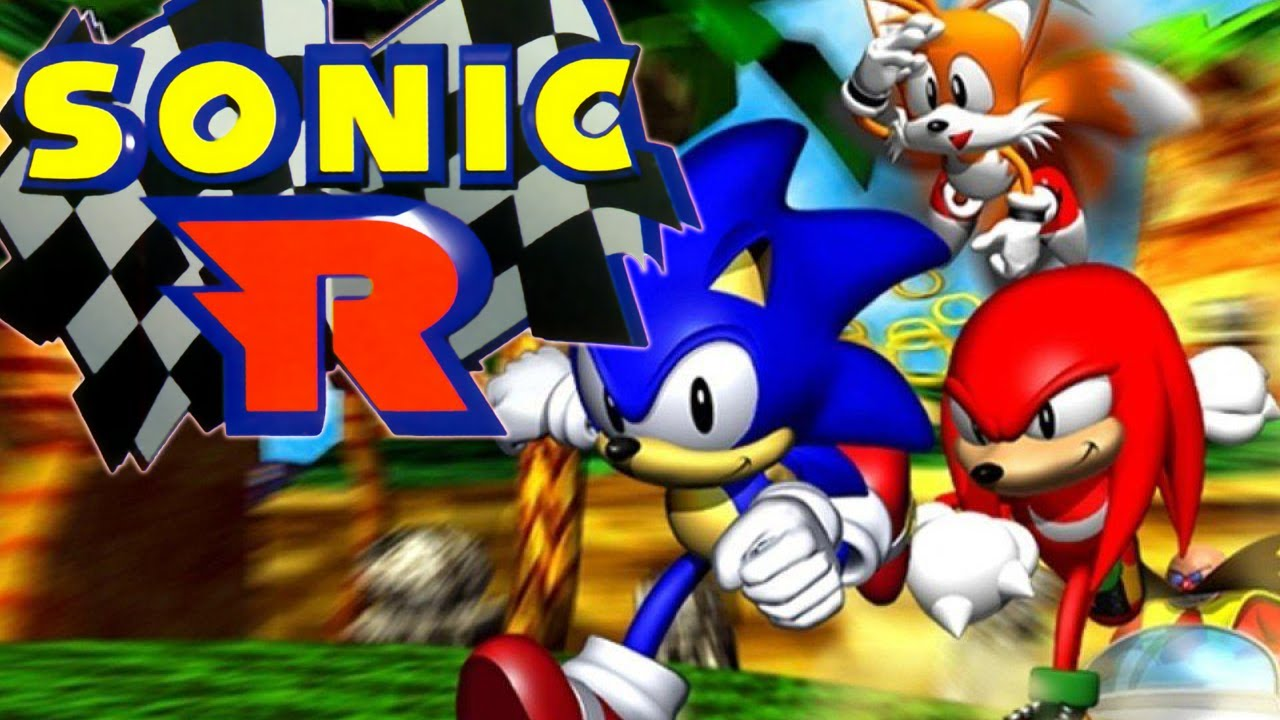 Sonic R Free Download