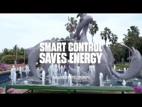 UNIDRIVE KEEPS SINGAPORE DOLPHIN FOUNTAIN FLOWING | CONTROL TECHNIQUES | DRIVE OBSESSED