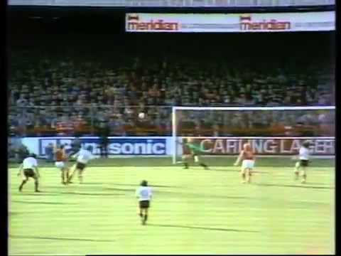 Nottingham Forest v Manchester United 1980