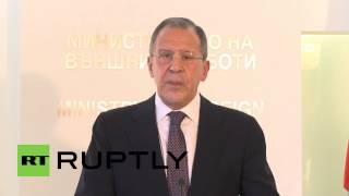 Bulgaria: Russia still behind South Stream pipeline, says Lavrov