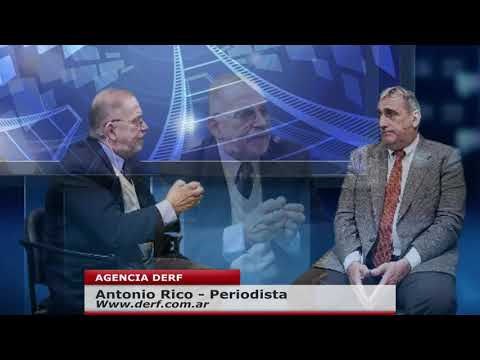 Antonio Rico: Yo voto a??? - AGENCIA DERF