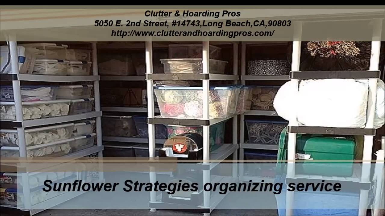 Clutter U0026 Hoarding Pros : Organizing Services