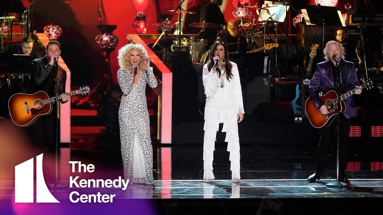 Image result for little big town kennedy center honors