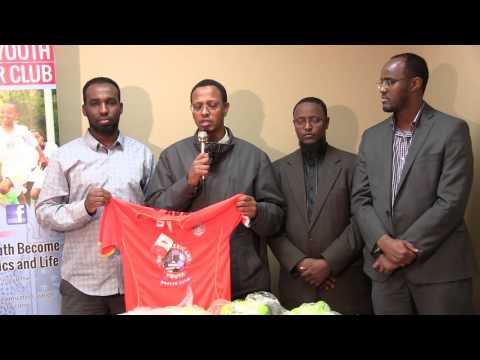 War New Americans  Youth Soccer Club oo Qalab Baxiyey
