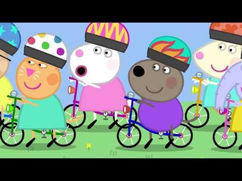 Peppa Pig em Português | Esporte | Compilação | Desenhos Animados #PPBP2018